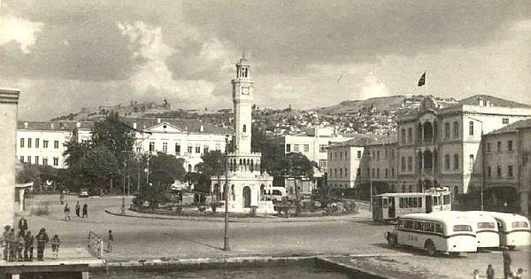 İzmir'in Eski fotoğrafları