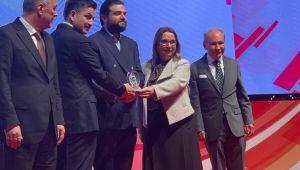 Eren KURT yılın genç girişimcisi seçildi.