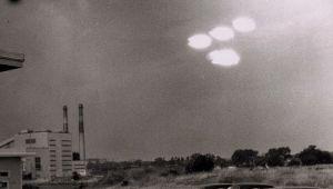 CIA, UFO kayıtları ve fotoğraflarını yayınladı