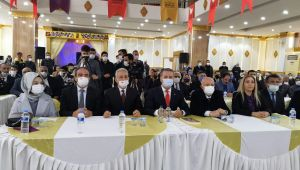 Mustafa SARIGÜL Adıyaman İktidara Hazırlık Merkezini açtı.