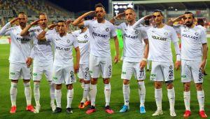Altay evinde gol olup yağdı: 5-0