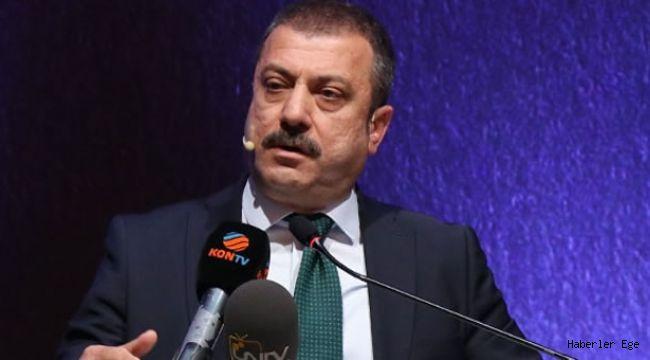 Merkez Bankası'nın yeni başkanı Kavcıoğlu'ndan ilk açıklama…