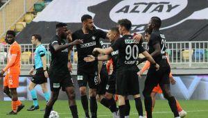 Altay rakibini 4-1 mağlup etti