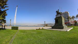 İzmir, tam kapanma sessizliğine büründü