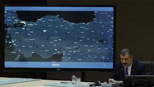 Sağlık Bakanı Fahrettin Koca, haftalık vaka sayılarını açıkladı