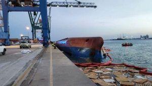 İspanya'da Türk gemisi battı: Kayıp 2 kişi aranıyor