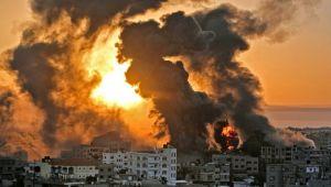 İsrail-Filistin gerilimi artıyor! İsrail ordusu Gazze'ye operasyon başlattı