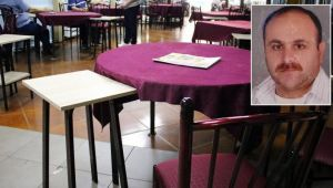 İzmir'de bir kahveci esnafı daha yaşamına son verdi