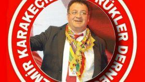 İzmir Karakeçili Yörükler Derneği Başkanı Ali SERT Bayram mesajı yayınladı