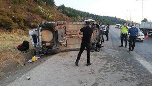 10 aylık bebeğin öldüğü kaza ile ilgili İzmir'de 1 tutuklama!