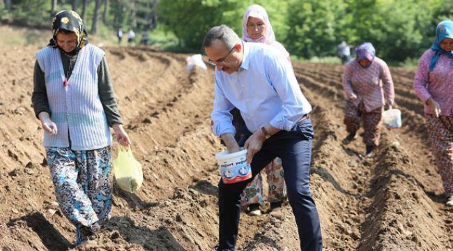 AK Partili Sürekli'den Ödemiş'te müjdeler! Üniversite, TOKİ, su…