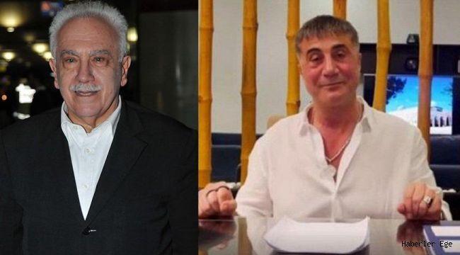 Doğu Perinçek'ten Sedat Peker hakkında suç duyurusu