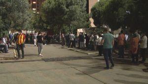İzmir'de korona virüs aşısına yoğun talep