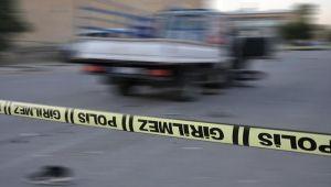 İzmir'de mutfak tüpü gazının sıkışması sonucu yaşanan patlamada bir kişi yaralandı