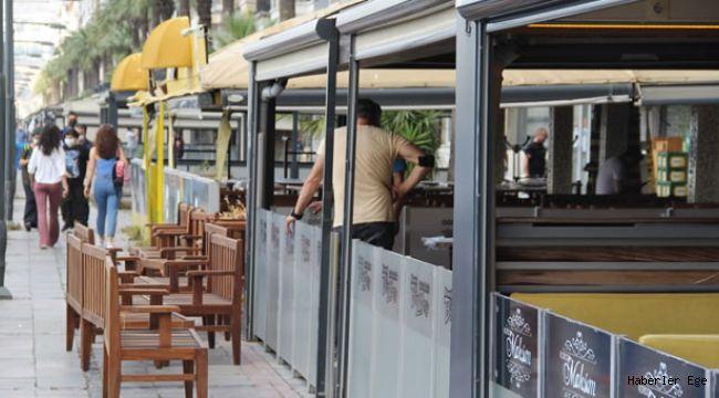 Kafe, lokanta ve restoran çalışanları aşılanıyor