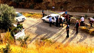 Komşusu olan kadını tüfekle öldürdü, ardından intihar etti