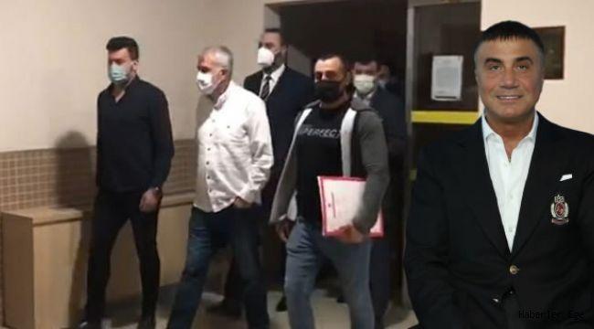 Sedat Peker'in kardeşi Atilla Peker adli kontrolle serbest bırakıldı