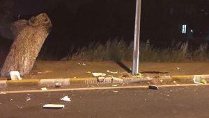 Urla: 53 yaşındaki motosiklet sürücüsü kazada hayatını kaybetti