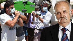 Usta oyuncu Ali Demirel Marmaris'te toprağa verildi