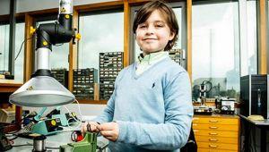 11 yaşındaki dahi, üniversitenin fizik bölümünü bitirdi: Hedefi ölümsüzlük!