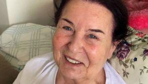 Usta oyuncu Fatma Girik taburcu edildi