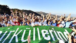 İzmir'de ormanları korumak için yeşil seferberlik