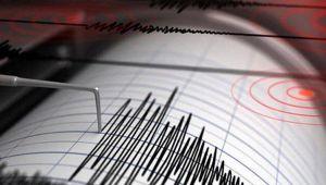 Datça'da 4.3 ve 4.1 büyüklüğünde deprem