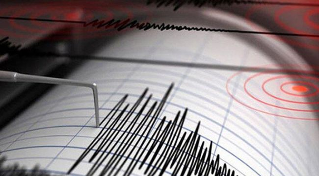 Denizli'de deprem! (16 Eylül 2021)