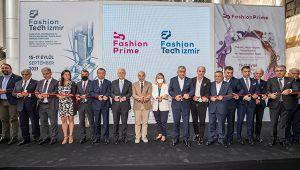 Fuar İzmir'de moda fuarları açıldı