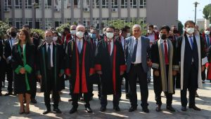 İzmir, Aydın ve Denizli'de yeni adli yıl törenlerle başladı
