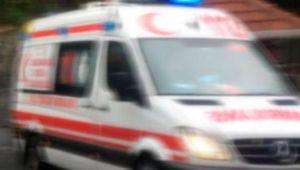 İzmir'de 33 yaşındaki kadın 5'inci kattaki evlerinin balkonundan düşerek hayatını kaybetti
