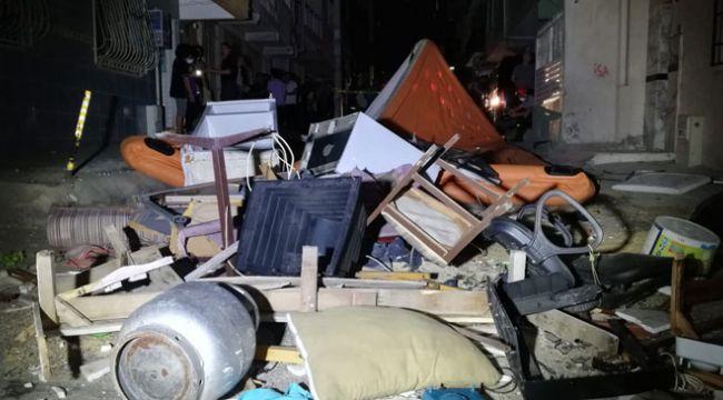 İzmir'de evden çıkmak istemeyen kiracı ortalığı birbirine kattı