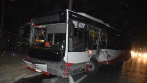 İzmir'de kaza: 12 yaralı