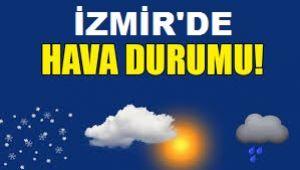 İzmir'de yeniden hava sıcaklıkları artıyor işte beş günlük hava tahmini