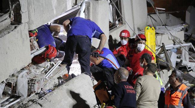 İzmir depreminde 30 kişiye mezar olan Emrah Apartmanı iddianamesi kabul edildi