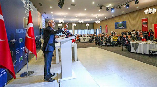 """Kılıçdaroğlu: """"Liyakat, polis teşkilatı için çok önemlidir"""""""