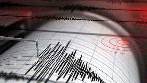 Muğla Marmaris açıklarında deprem! (06 Eylül 2021)