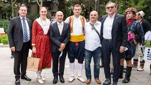 """Soyer: """"Balkan festivaline sporu da dâhil edeceğiz"""""""