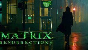 The Matrix: Resurrections (The Matrix 4) filminden ilk fragman geldi!