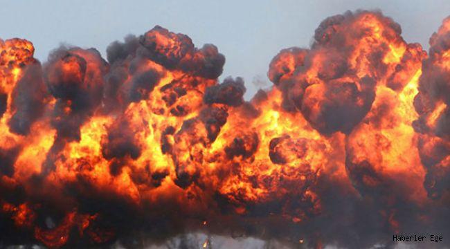 Camide bombalı saldırı! Çok sayıda ölü ve yaralı var
