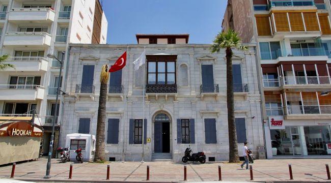 İzmir Atatürk Müzesi'ni gördünüz mü? Sizleri bekliyor...