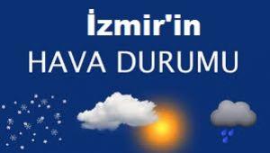 İzmir'de yağmurlu günler başlıyor!