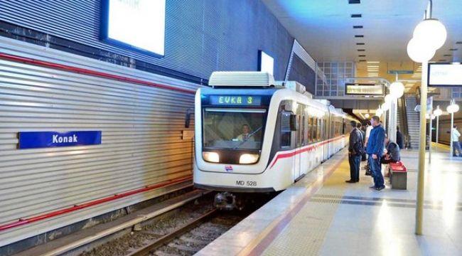 İzmir Metro'da en düşük 4 bin 729 TL, en yüksek maaş 7 bin 637 TL oldu