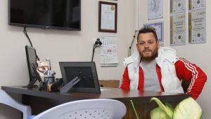 Ödemişli antrenör Sercan ÖZDEMİR Ödemiş Belediye Başkan adayı olduğunu açıkladı